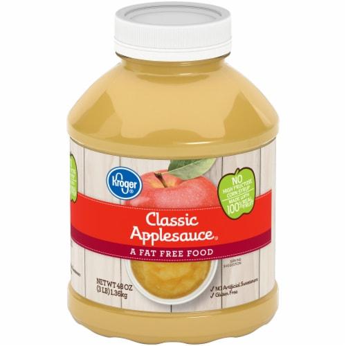 Kroger® Classic Applesauce Perspective: front