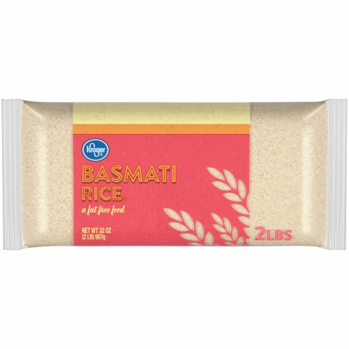 Kroger® Basmati Rice Perspective: front