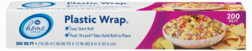 Kroger®  Plastic Wrap Perspective: front
