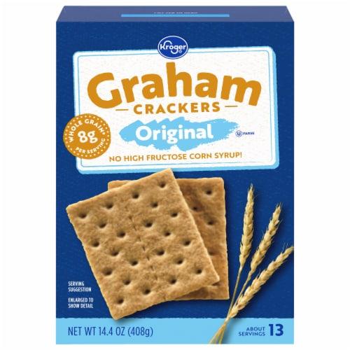 Kroger® Original Graham Crackers Perspective: front