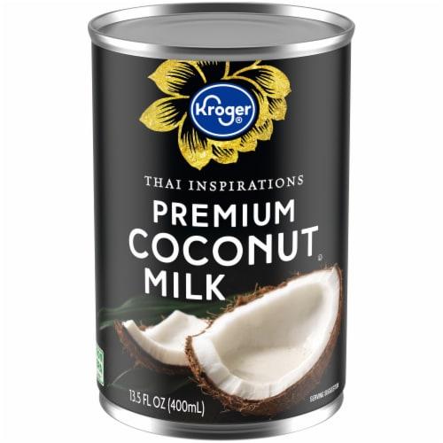 Kroger® Premium Coconut Milk Perspective: front