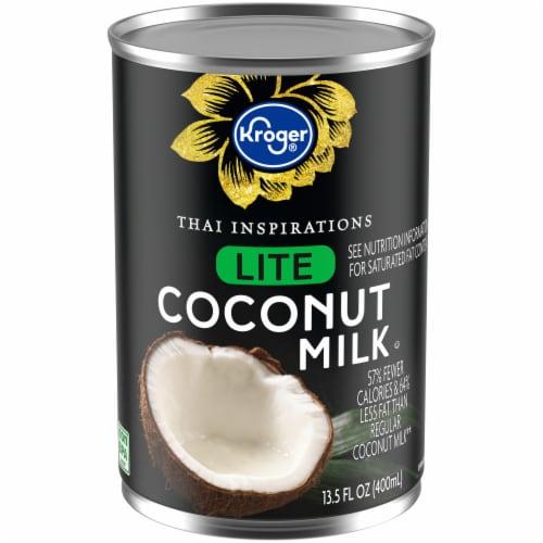 Kroger® Lite Coconut Milk Perspective: front