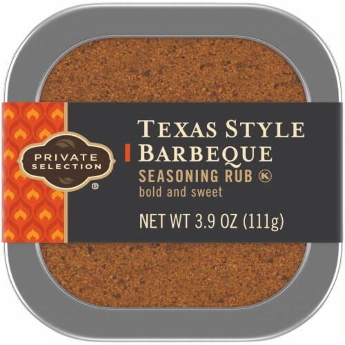 Private Selection® Texas Barbecue Seasoning Rub Perspective: front