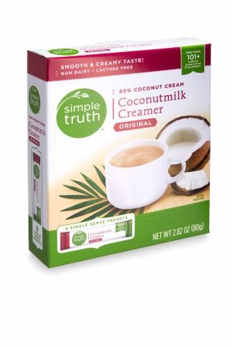Simple Truth™ Original Coconutmilk Creamer Perspective: front