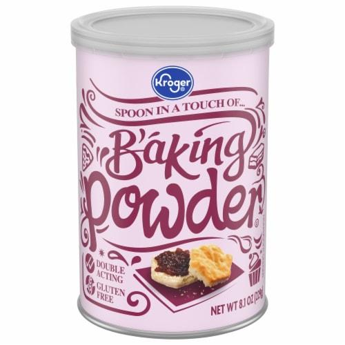 Kroger® Baking Powder Perspective: front