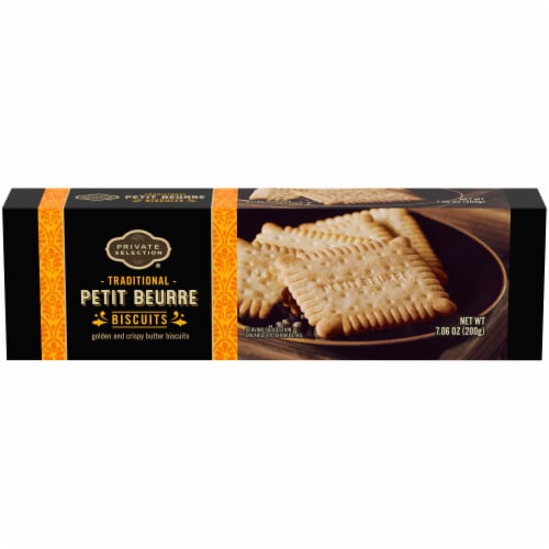 Private Selection® Petit Beurre Biscuits Perspective: front