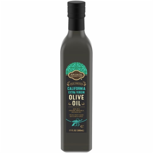 Private Selection® California Extra Virgin Olive Oil Perspective: front
