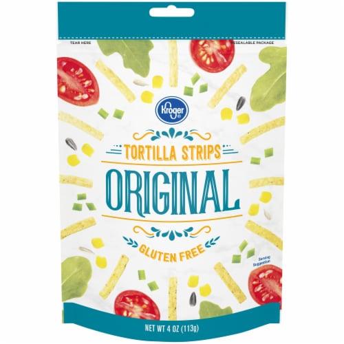 Kroger® Original Gluten Free Tortilla Strips Perspective: front