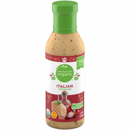 Simple Truth Organic® Italian Dressing Perspective: front