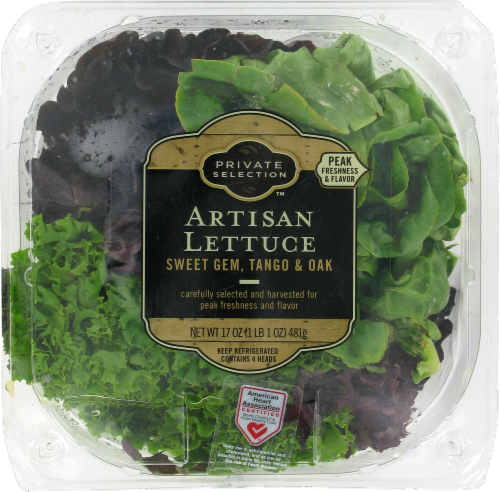 Private Selection™ Artisan Lettuce Perspective: front