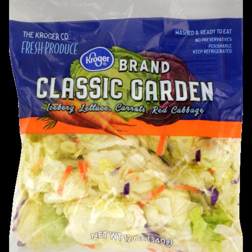 Kroger® Classic Garden Salad Perspective: front