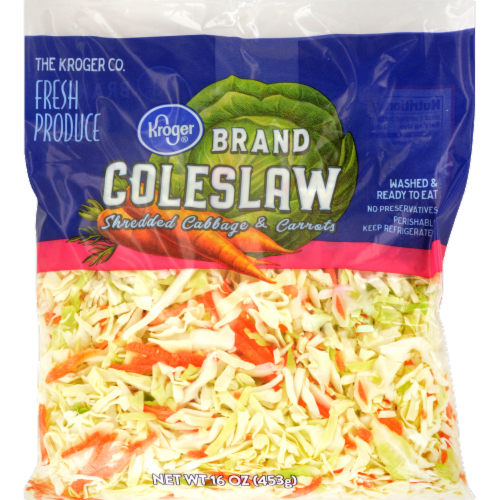 Kroger® Coleslaw Mix Perspective: front