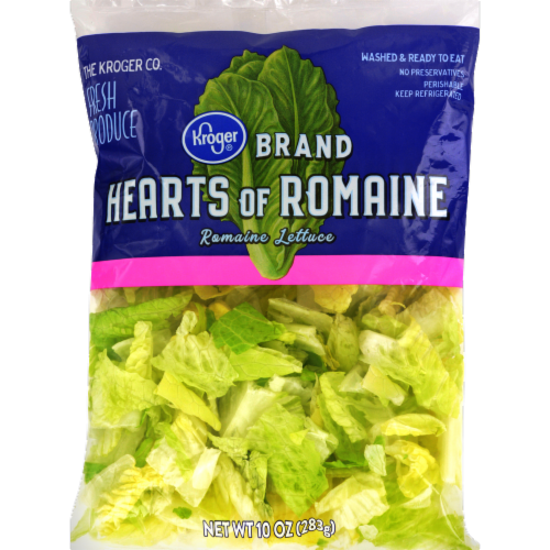 Kroger® Hearts of Romaine Salad Perspective: front