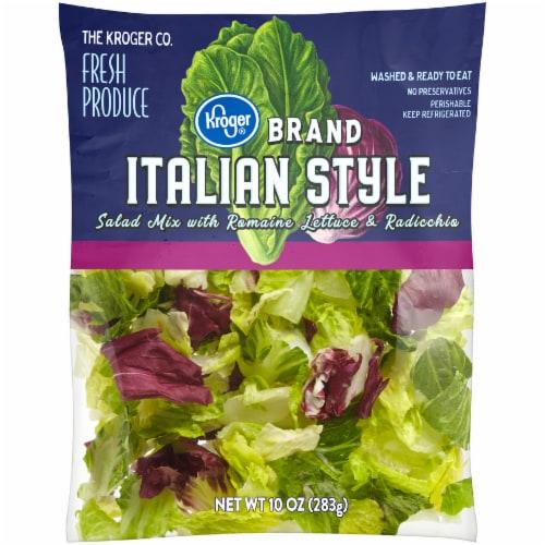 Kroger® Italian Style Blend Salad Perspective: front