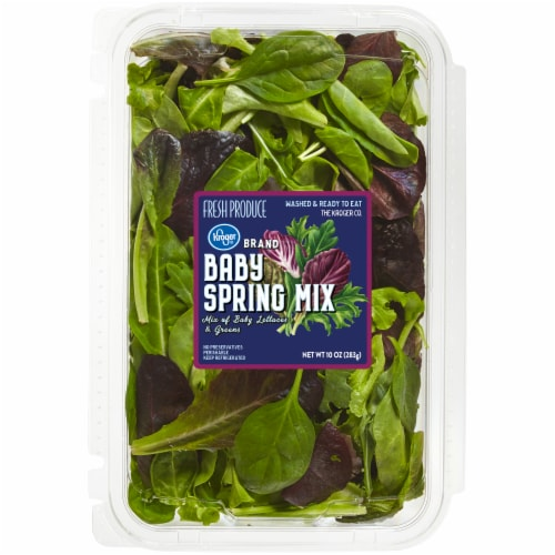 Kroger® Baby Spring Mix Perspective: front