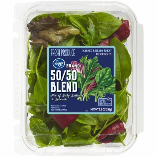 Kroger® 50/50 Salad Blend Mix Perspective: front
