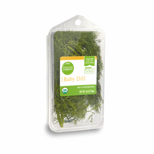 Simple Truth Organic™ Baby Dill Perspective: front