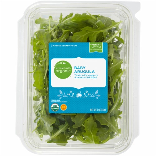 Simple Truth Organic™ Baby Arugula Perspective: front