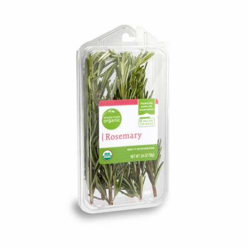 Simple Truth Organic™ Rosemary Perspective: front