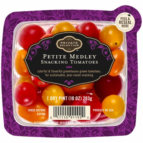 Private Selection™ Petite Medley Snacking Tomatoes Perspective: front