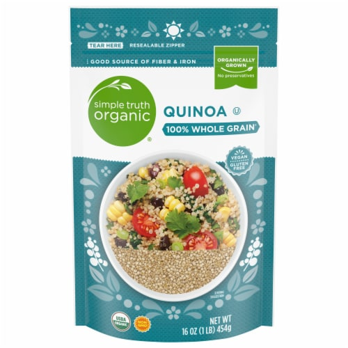 Simple Truth Organic® Quinoa Perspective: front