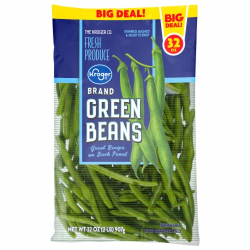 Kroger® Green Beans Perspective: front