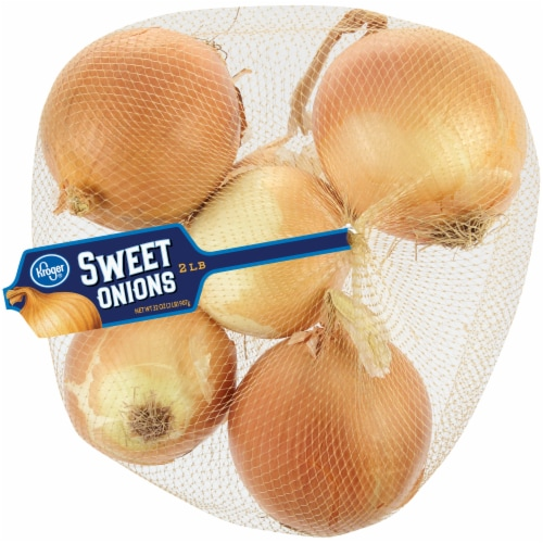 Kroger® Sweet Yellow Onions Perspective: front