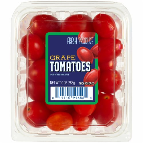 Kroger® Grape Tomatoes Perspective: front