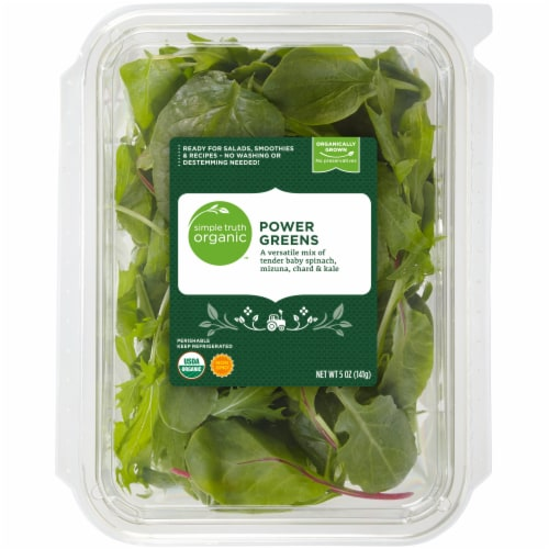 Simple Truth Organic™ Power Greens Perspective: front