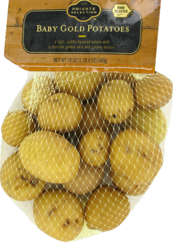 Private Selection™ Baby Gold Potatoes Perspective: front