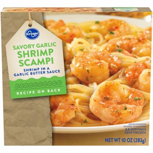 Kroger® Savory Garlic Shrimp Scampi Perspective: front