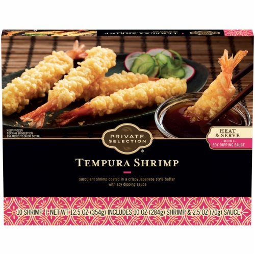 Private Selection® Tempura Shrimp Perspective: front