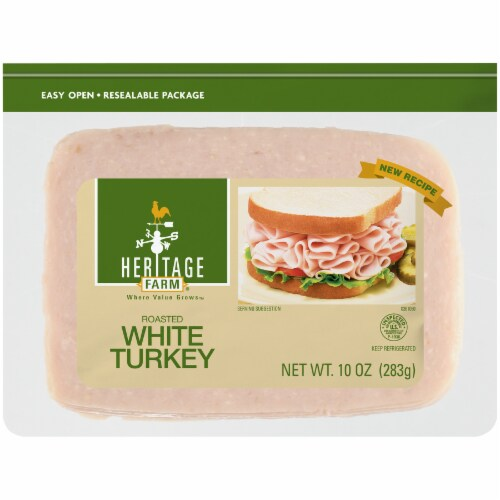 Heritage Farm® Roasted White Turkey Perspective: front