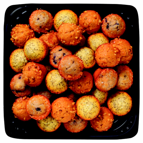Bakery Fresh Goodness Assorted Muffin Small Platter Perspective: front
