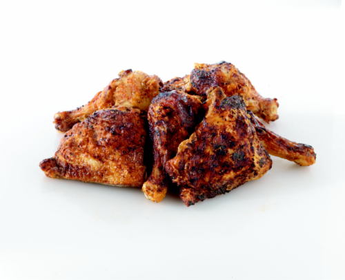 Deli Fresh Hot Baked Chicken 8-piece (NOT AVAILABLE BEFORE 11:00 am DAILY) Perspective: front