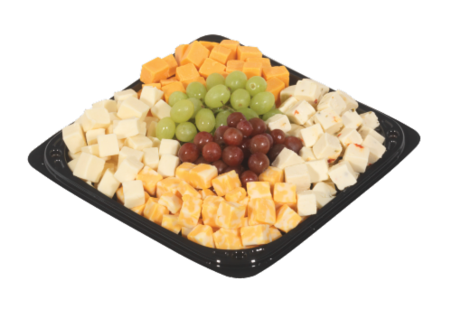 Deli Weekender Small Cheese Tray Perspective: front