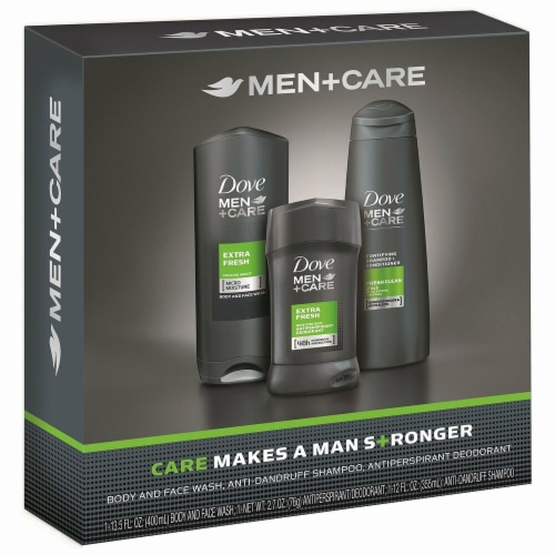 Pick N Save Dove Men Care Extra Fresh Deodorant Gift Pack 1 Ct