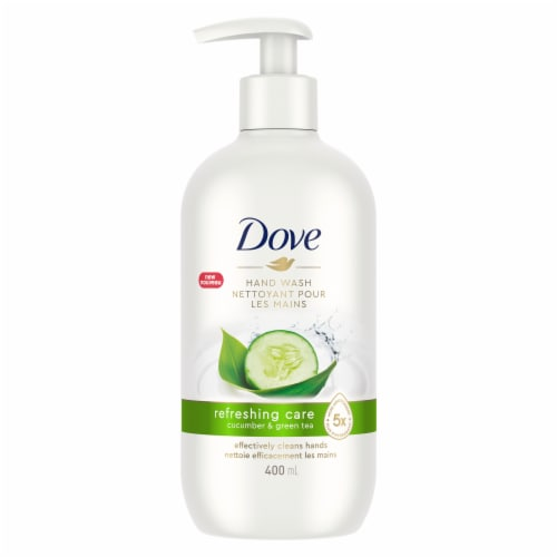 Dove Cucumber Hand Wash Perspective: front