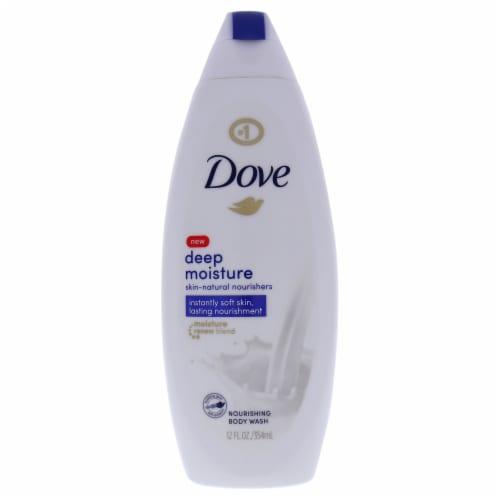 Dove Deep Moisture Liquid Body Wash Perspective: front