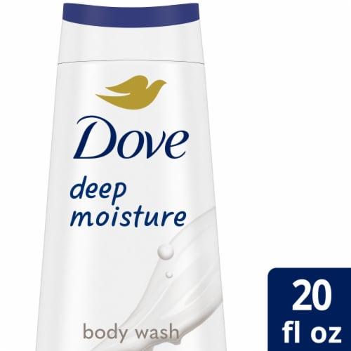Dove Deep Moisture Nourishing Body Wash Perspective: front