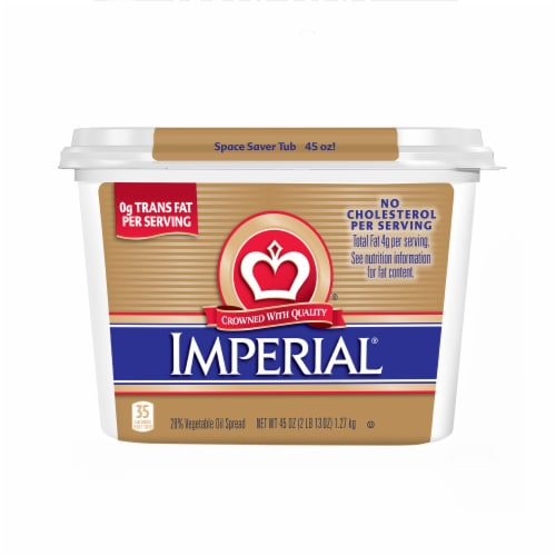 Imperial® 28% Vegetable Oil Spread Perspective: front