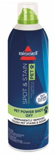 Bissell® Pet Power Shot Oxy 13A2-1 Carpet Cleaning Formula - 14 fl oz Perspective: front