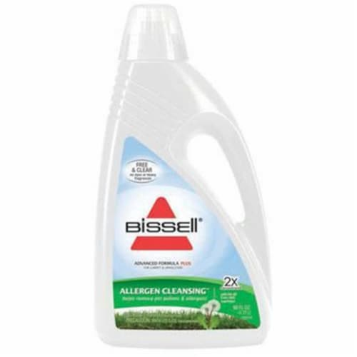 Bissell® 2x Allergen Cleansing Detergent Perspective: front