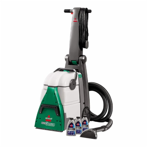 BISSELL 86T3 Big Green Fast Drying Professional Carpet Cleaner Machine, Black Perspective: front