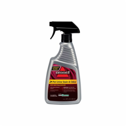 Bissell Rental 25P7 22 oz Trigger Stain & Odor Remover Carpet Cleaner- pack of 6 Perspective: front