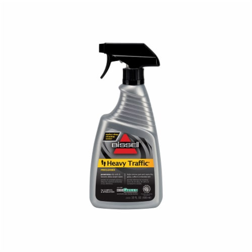 Bissell Rental 75W5 22 oz Heavy Traffic Precleaner Carpet Cleaner- pack of 6 Perspective: front