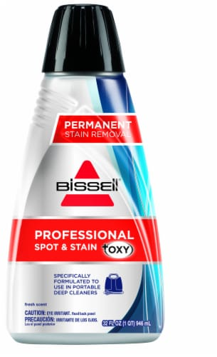 Bissell® Professional Oxy Spot and Stain Formula Cleaner Perspective: front