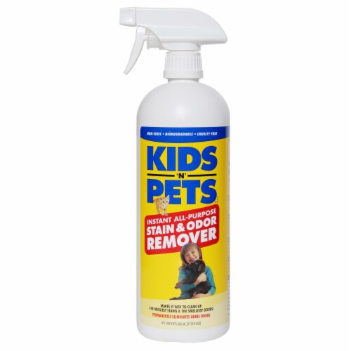Kids N Pets Stain and Odor Remover Perspective: front