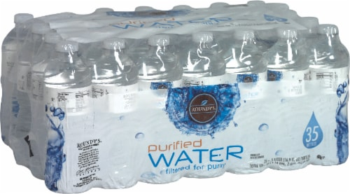 Roundy's® Purified Water Perspective: front