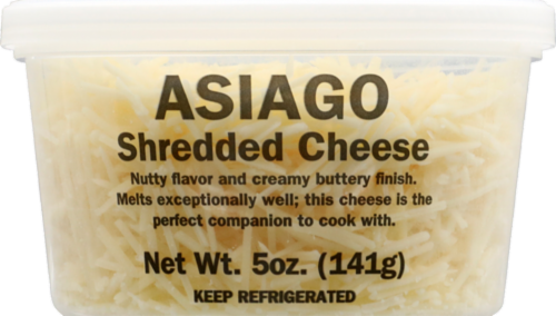 Spl Shredded Asiago Perspective: front